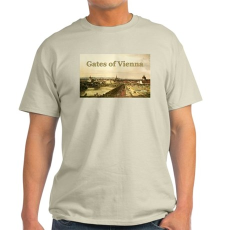 Gates of Vienna Light T-Shirt
