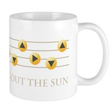 Bring Out The Sun Mugs