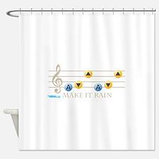 Make It Rain Shower Curtain