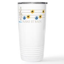 Make It Rain Travel Mug