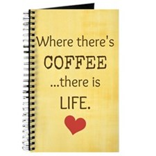 Where Theres Coffee Journal