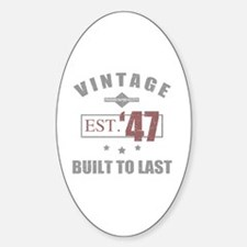 1947 Decal