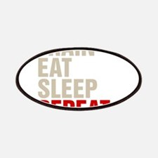 Train Eat Sleep Repeat Patches