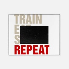 Train Eat Sleep Repeat Picture Frame