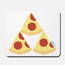 Pizza Triforce Mousepad