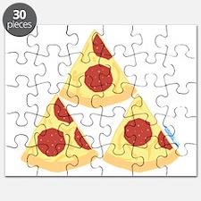 Pizza Triforce Puzzle