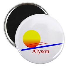 Alyson Magnet