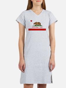 California Love Women's Nightshirt