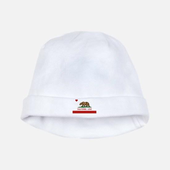 California Love baby hat