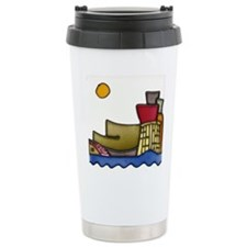 Cute Guggenheim Travel Mug