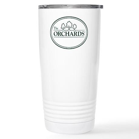 Orchards classic logo Travel Mug