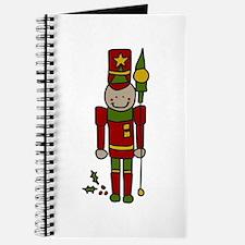 Christmas Nut Cracker Journal