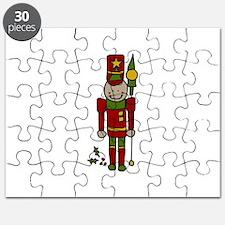 Christmas Nut Cracker Puzzle