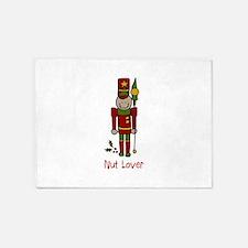 Nut Lover 5'x7'Area Rug