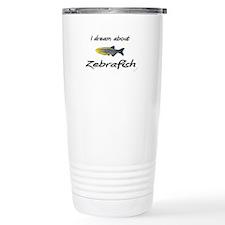 Zebrafish Travel Mug