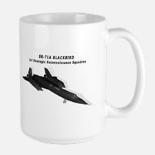 SR-71A Blackbird Mug