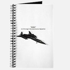 SR-71A Blackbird Journal