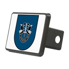 19th Special Forces Rectangular Hitch Cover