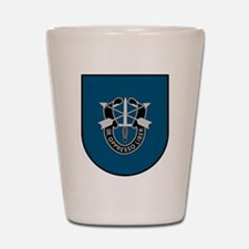 19th Special Forces Shot Glass