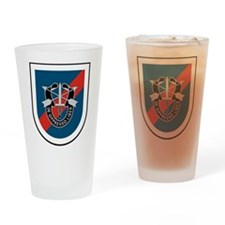 20th Special Forces Drinking Glass