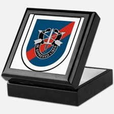 20th Special Forces Keepsake Box