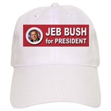 Jeb Bush for President 2016 Baseball Cap