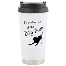 Dog Park Travel Mug