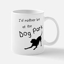 Dog Park Mug