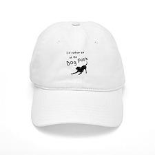 Dog Park Baseball Cap
