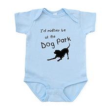 Dog Park Infant Bodysuit