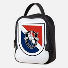 11th Special Forces Neoprene Lunch Bag
