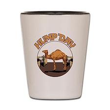 Hump Day Shot Glass