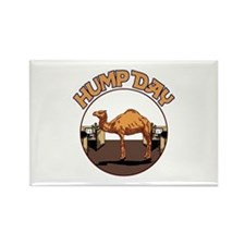 Hump Day Rectangle Magnet