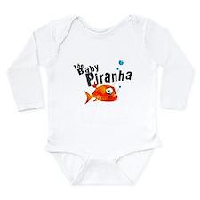 The Baby Piranha Body Suit