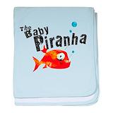 Piranha Blanket