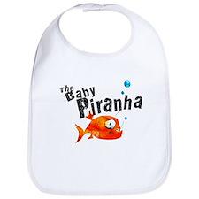 The Baby Piranha Bib