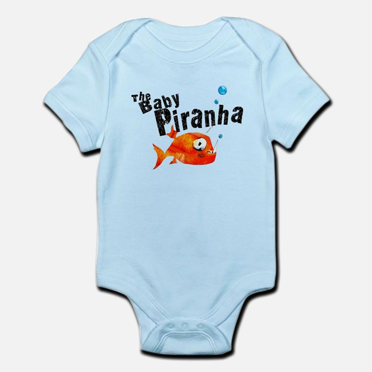 Piranha Baby Clothes & Gifts | Baby Clothing, Blankets ...