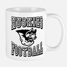 Huskies Football Mugs