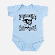 Huskies Football Body Suit
