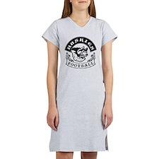 Huskies Football Women's Nightshirt