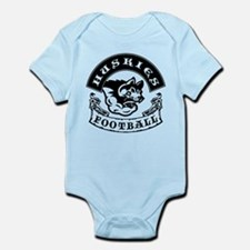 Huskies Football Body Suit
