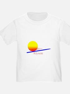 Alyson T
