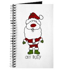 Off Duty Santa Journal
