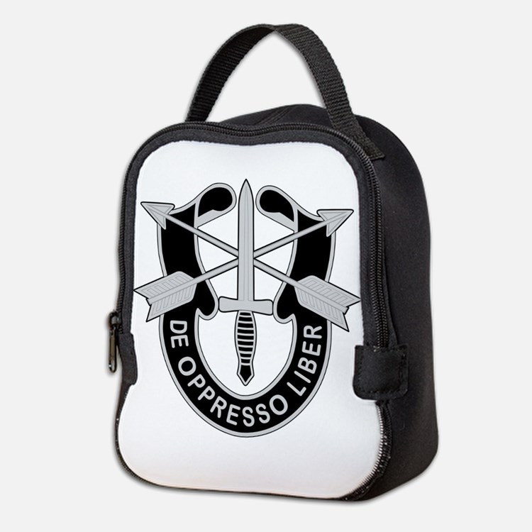 Special Forces Neoprene Lunch Bag