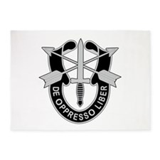 Special Forces 5'x7'Area Rug