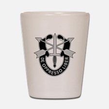 Special Forces Shot Glass