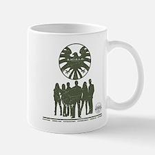 Agents of Shield Group Pose Mug