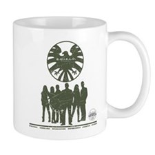 Agents of Shield Group Pose Mug