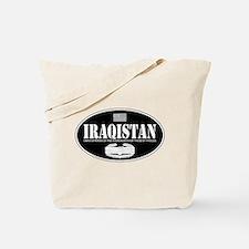 Iraqistan CAB Tote Bag