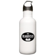 Iraqistan CAB Sports Water Bottle